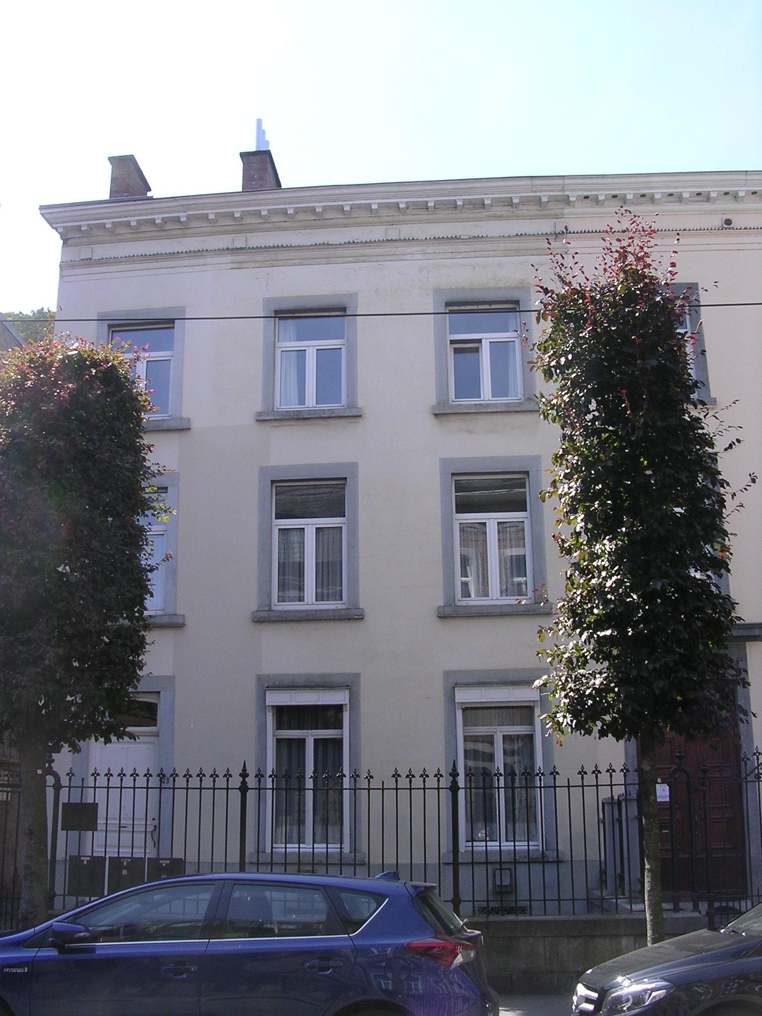 Appartement  louer – Salzinnes – Immo Citadelle