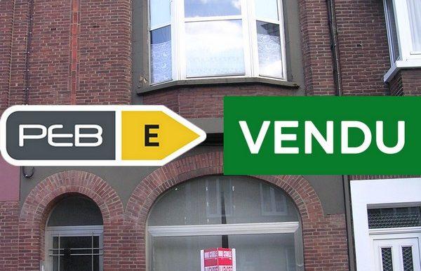 Maison à vendre à Charleroi