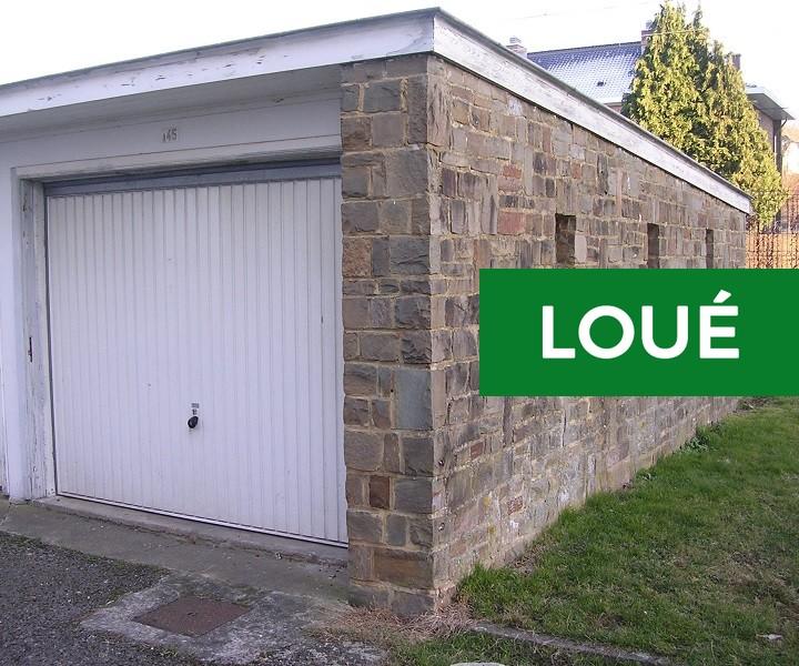 Garage louer jambes immo citadelle for A louer garage