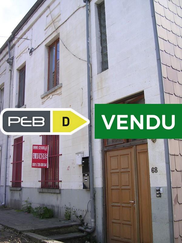 Immeuble à appartements à vendre – Charleroi