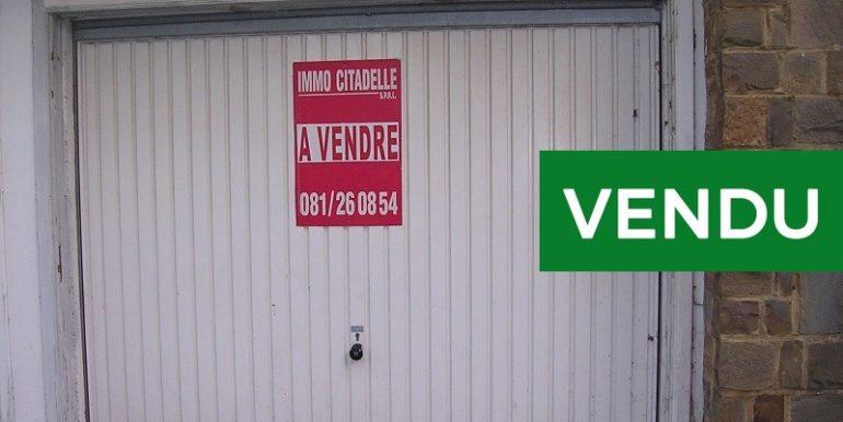 Garage à vendre à Jambes