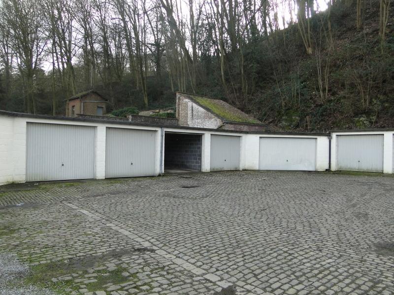 Garage à louer – Namur