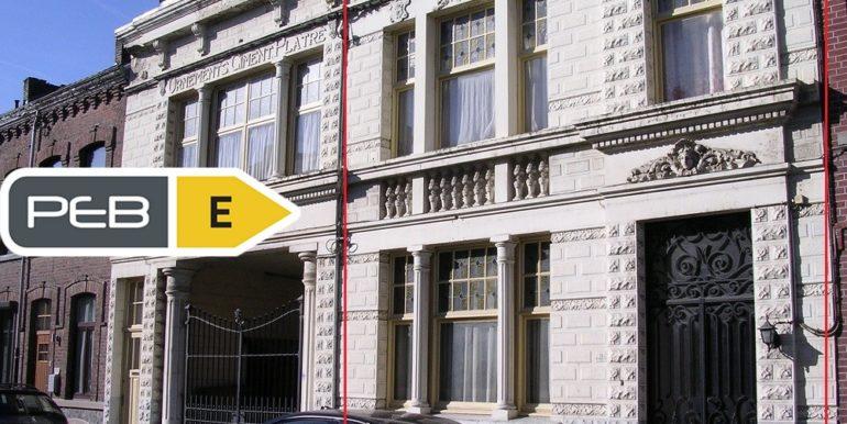 Maison de maître à vendre à Andenne