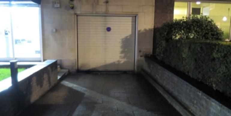 Emplacement de parking à louer à Bruxelles