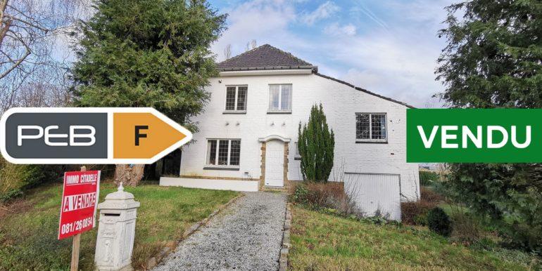 Villa à vendre à Jambes