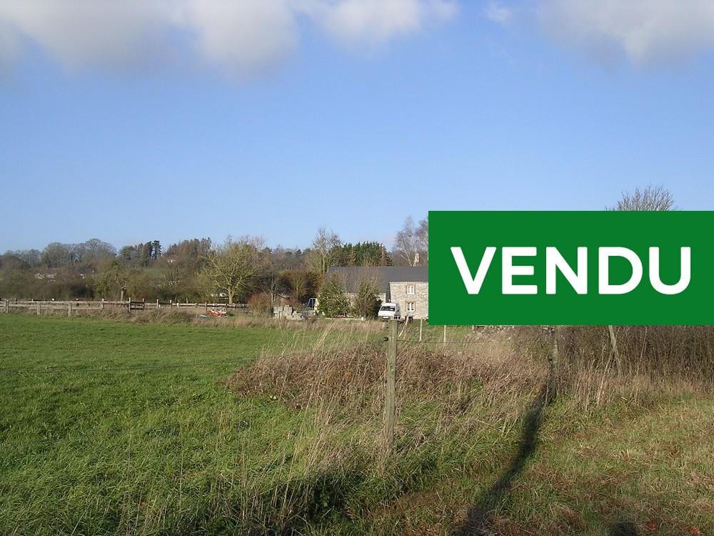 Écurie et terrain à vendre – Cerfontaine