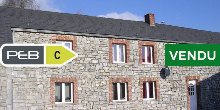 Maison à vendre à Cerfontaine